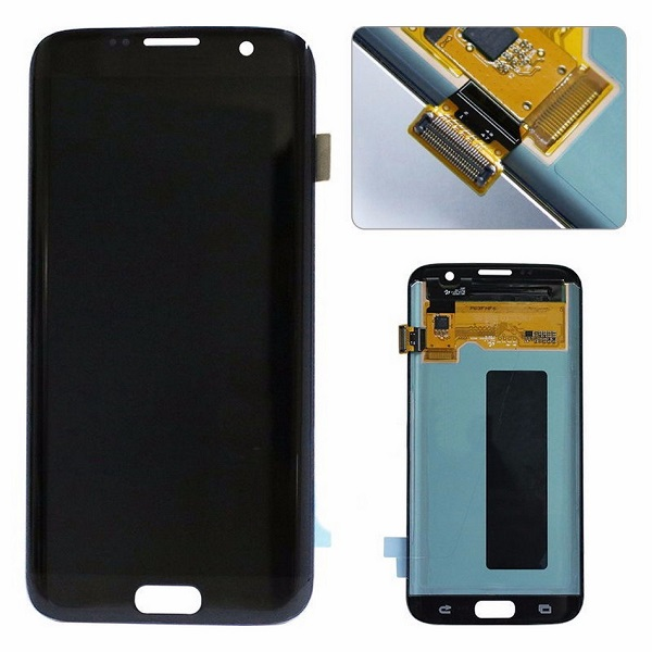 For Samsung Galaxy S7 edge LCD Screen and Digitizer Assembly